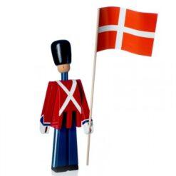 Kay Bojsen I Garder I flag