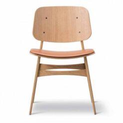 Søborg stol | Eg lak