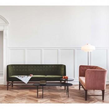 Arne Jacobsen Mayor sofa