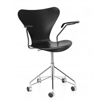 Arne Jacobsen 7'er kontorstol med arm